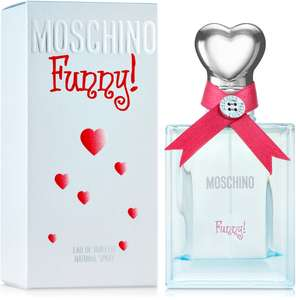 Туалетная вода женская Moschino Funny 100 мл
