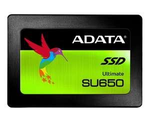 SSD ADATA 240 GB Ultimate SU650 240GB