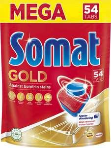 Таблетки для ПММ Somat Gold 324 шт. (11,6₽/штука или 9,3₽ с промокодом)