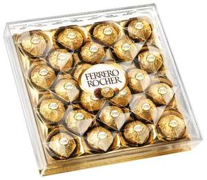 Набор конфет Ferrero Rocher из молочного шоколада, 300 г
