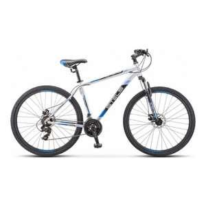 Велосипед Stels Navigator 900 MD 29 F010 (2019) 19 серебристый/синий