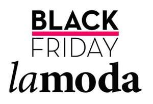 Черная пятница 2017 в Lamoda