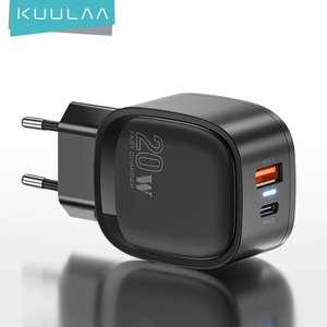 Зарядное устройство KUULAA 20 Вт