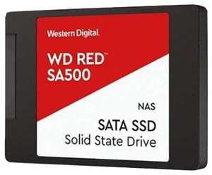 Твердотельный накопитель SSD Western Digital WD Red 500 GB (WDS500G1R0A)