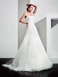 Свадебное платье Amour Bridal, А силуэт