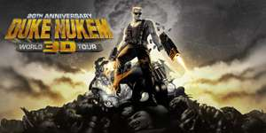 [Switch Nintendo] Игра Duke Nukem 3D: 20th Anniversary World Tour