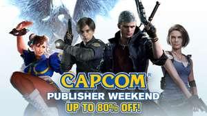 [PC] Распродажа игр издателя Capcom (например, Resident Evil 7 Biohazard)