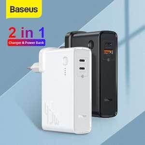 Зарядное устройство Baseus 45W GaN 10000mah Power Bank