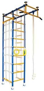 [Мск] Детский спортивный комплекс Городок Babysport 3-х опорный с сеткой