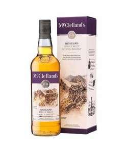 Односолодовый виски MCCLELLAND'S Highland 0.7 л (909₽ при покупке от 3 шт)