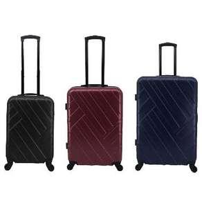 До -50% на чемоданы и чехлы для чемоданов (Сбермаркет METRO)