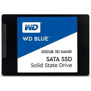 [Липецк] SSD накопитель WD 500GB Blue (WDS500G2B0A)