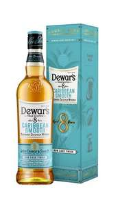 Виски DEWARS Caribbean Smooth 8 Years Old 0,7 л, 3 бутылки (840₽ за 1 шт)