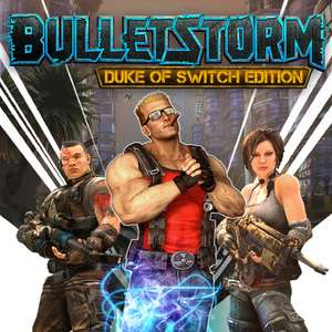 [Nintendo Switch] Bulletstorm: Duke of Switch Edition (RUS)
