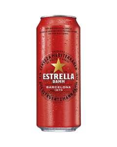 [Кострома] Пиво Estrella Damm 0.5л, Испания