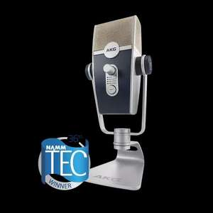 Микрофон конденсаторный AKG Lyra C-44 USB