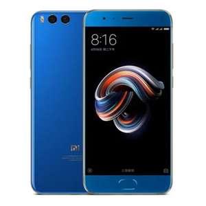 Xiaomi Mi Note 3 $313 с кодом BFMJ300-50