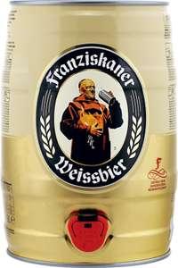 [Кострома] Пиво Franziskaner, бочонок 5л (Германия)