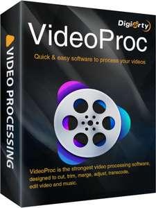 [Windows   Mac OS] Бесплатно программа VideoProc (пожизненная лицензия)