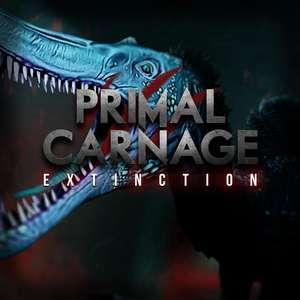 [PC] Бесплатно получаем ~40 продаваемых скинов в Primal Carnage: Extinction (для владельцев игры)