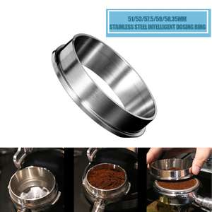 Дозирующее кольцо из нержавеющей стали для портафильтров 51-58 мм