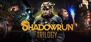[PC] Shadowrun Trilogy