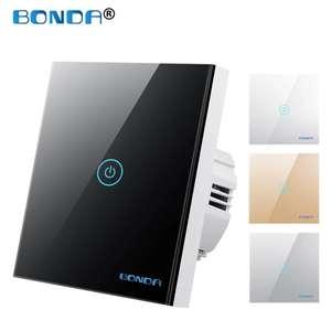 Сенсорный выключатель света Bonda (234₽ с купоном за подписку на продавца)