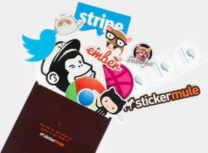 50 стикеров Sticker Mule