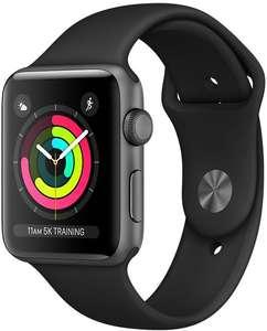 Умные часы Apple Watch Series 3, 42 мм в Связном, МВидео и Эльдорадо