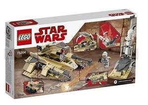 LEGO Sandspeeder