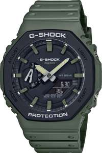Наручные часы Casio G-Shock GA-2110SU-3AER с хронографом