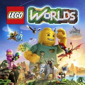 [PS4] Lego Worlds (а также другие Lego игры)