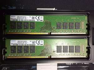 Скидка 20-25% на оперативиную память Samsung 2666Mhz 4Gb и 8Gb