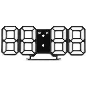 Настольные часы с регулировкой яркости и будильником за 418р. (7,11$) + доставка бесплатно