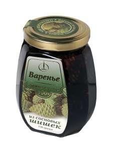 Варенье из сосновых шишек Емельяновская Биофабрика 250 гр.
