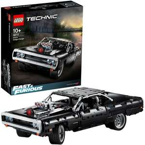 Конструктор LEGO Technic 42111 Dodge Charger