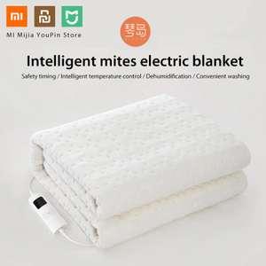 Одеяло с подогревом Xiaomi Youpin за $30.62