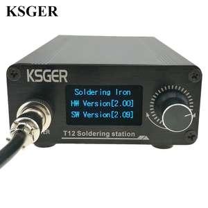 Паяльная станция KSGER 75W (max 120W), STM32 V2.01 за $29.5