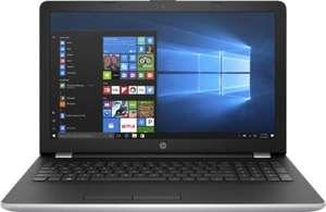Ноутбук HP 15-bw522ur за 31199р. по коду ВЫГОДА20 + самовывоз бесплатно (курьером от 290р.)