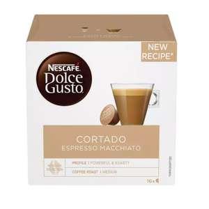 Капсулы Nescafe Dolce Gusto Cortado 16 капсул