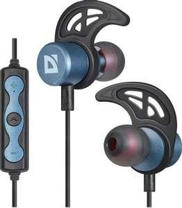 Bluetooth наушники Defender FreeMotion B685 (метал. корпус)