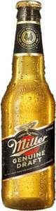Пивной напиток Miller, 4,7%, 0,33л
