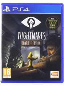 [PS4] Little Nightmares. Complete Edition