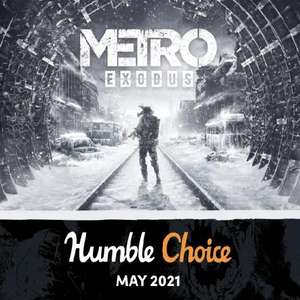 [PC] Humble Choice в мае – Metro Exodus, Darksiders Genesis, Hellpoint и др. игры