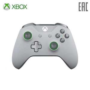 Геймпад для консоли Microsoft Grey-Green
