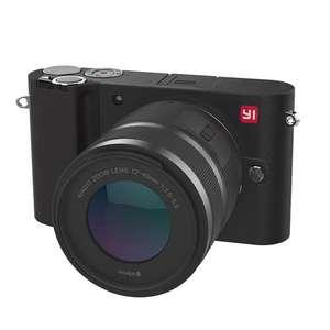 Беззеркальный фотоаппатат Xiaomi за 19562р. по коду FWFLGQVC + доставка бесплатно.