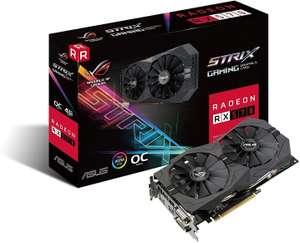 Asus ROG Strix Radeon RX 570 4Gb OC Edition