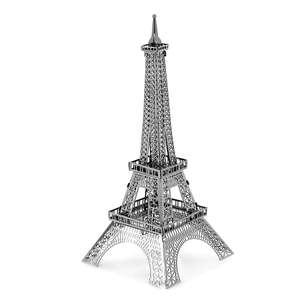 Металлический пазл Эйфелева башня