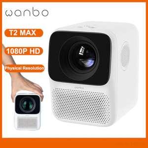 Мииниатюрный FullHD проектор Wanbo T2 MAX