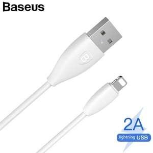 Кабель Lighting Baseus 2A 1.2м для iPhone